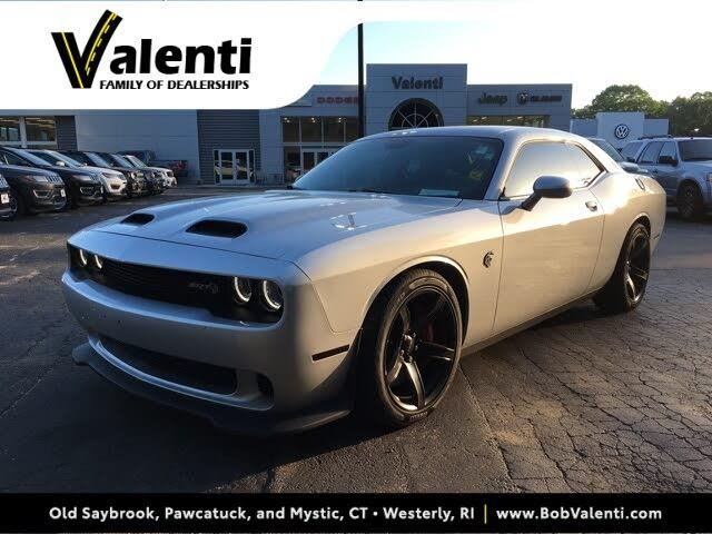 2020 Dodge Challenger SRT Hellcat RWD