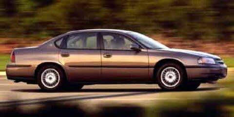 2002 Chevrolet Impala FWD