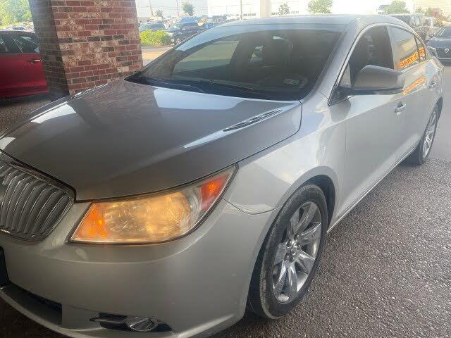 2011 Buick LaCrosse CXS FWD