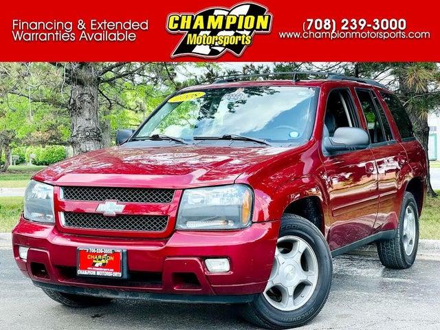 2008 Chevrolet Trailblazer 1LT 4WD