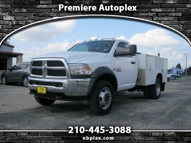2015 RAM 5500 Chassis