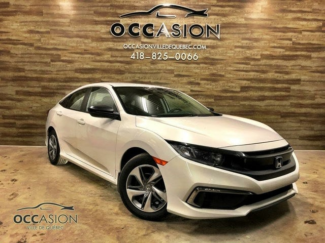 2019 Honda Civic DX FWD