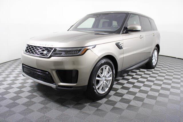 2021 Land Rover Range Rover Sport SE AWD