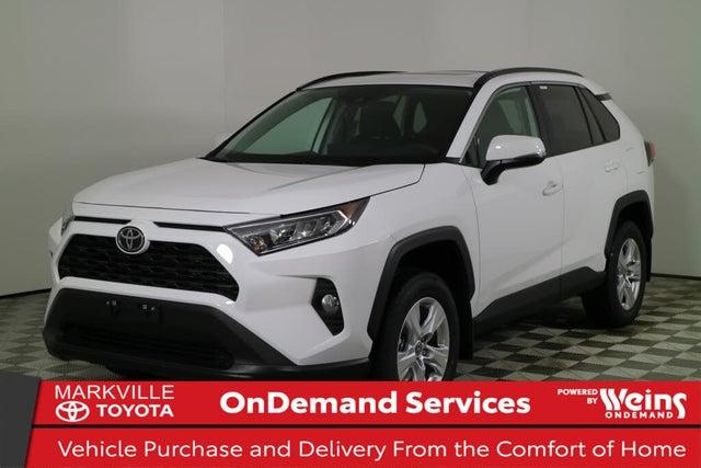 2021 Toyota RAV4 XLE AWD
