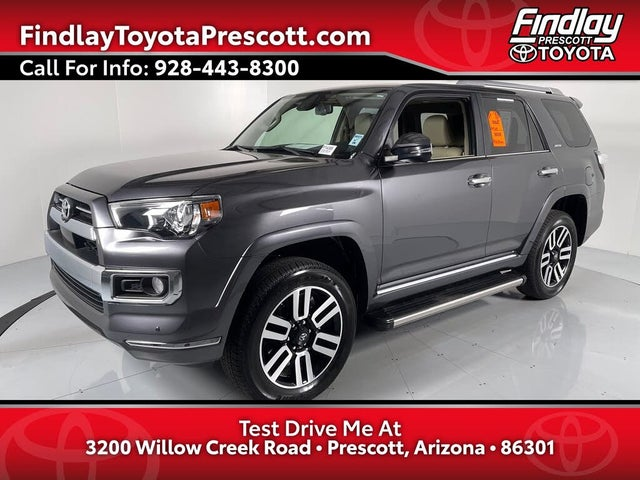 2020 Toyota 4Runner Limited RWD