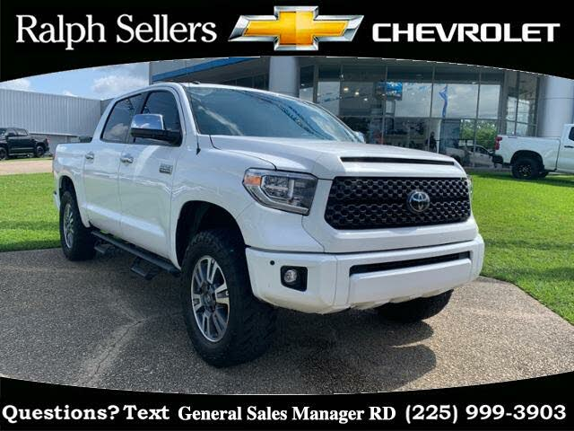 Used Toyota Tundra For Sale In Baton Rouge La Cargurus