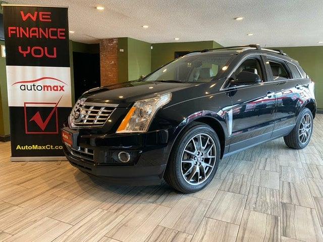 2016 Cadillac SRX Performance AWD
