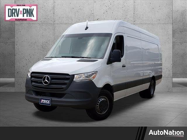 2020 Mercedes-Benz Sprinter Cargo 3500 170 High Roof Extended RWD