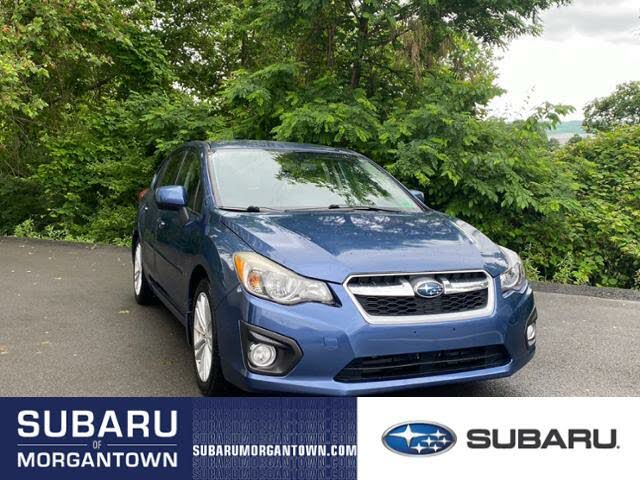 2012 Subaru Impreza 2.0i Limited Hatchback