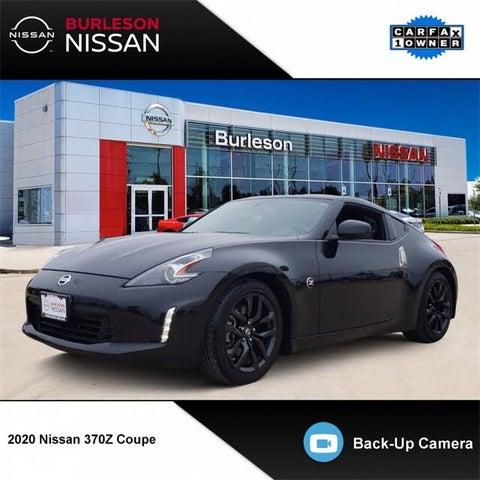 2020 Nissan 370Z RWD