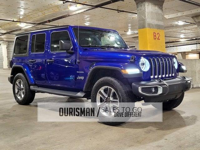2019 Jeep Wrangler Unlimited Sahara 4WD