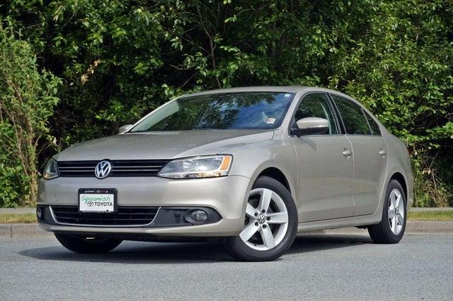 2014 Volkswagen Jetta TDI with Premium