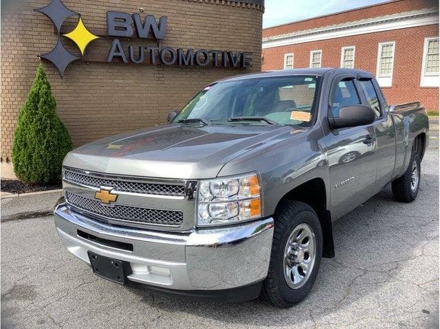 2013 Chevrolet Silverado 1500 Work Truck Extended Cab RWD