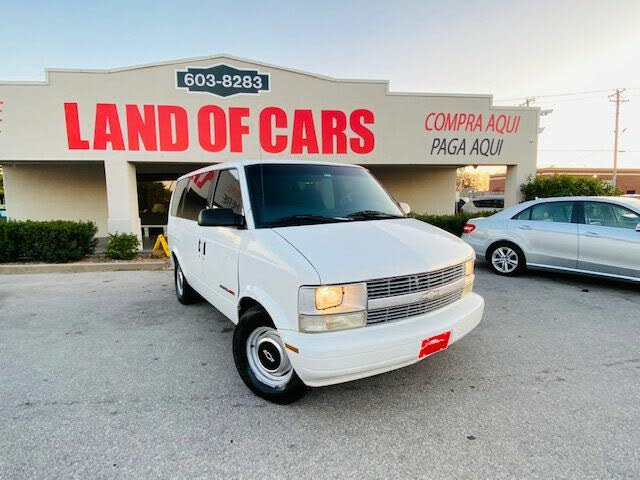 1999 Chevrolet Astro Extended AWD