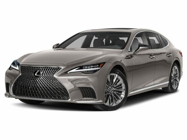 2021 Lexus LS 500 AWD