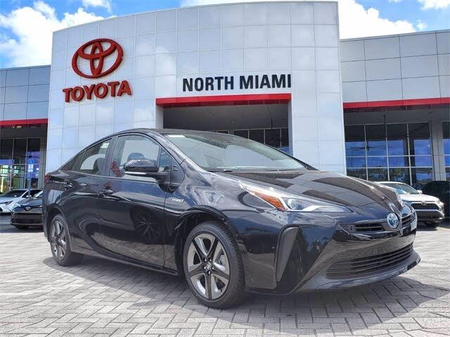 2021 Toyota Prius XLE FWD