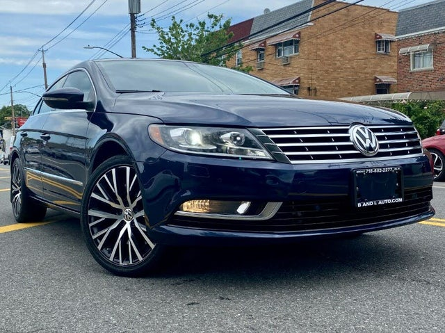 2015 Volkswagen CC VR6 Executive 4Motion AWD