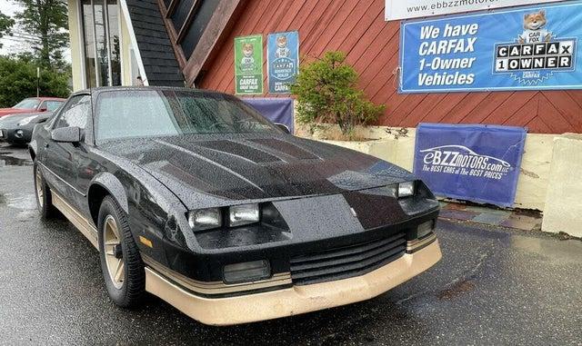 1985 Chevrolet Camaro Z28 Coupe RWD