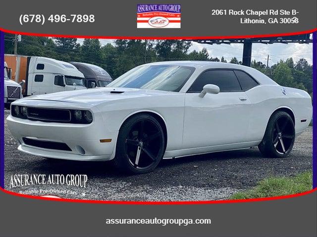 2013 Dodge Challenger SXT RWD