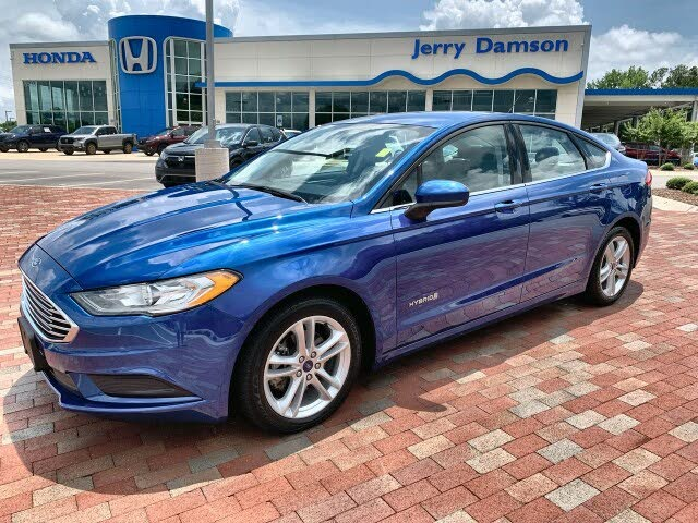 2018 Ford Fusion Hybrid S FWD