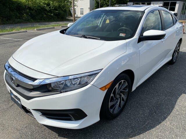 2018 Honda Civic EX-L with Navigation