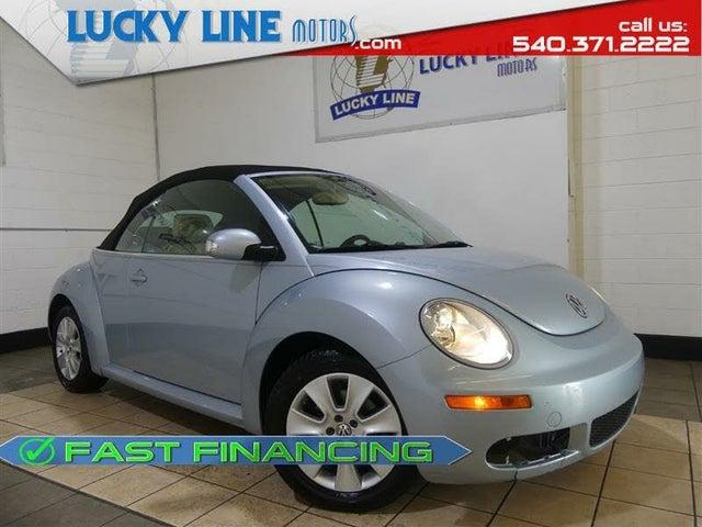 2010 Volkswagen Beetle 2.5L Convertible