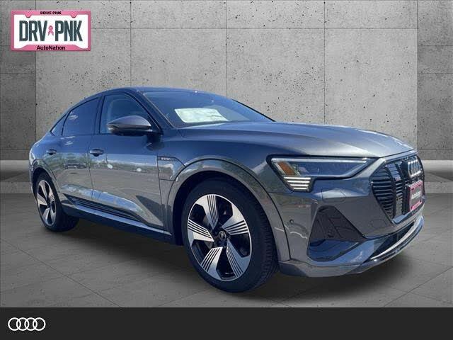 2021 Audi e-tron Prestige quattro Sportback AWD