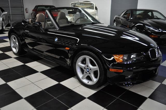 1997 BMW Z3 2.8 Roadster RWD