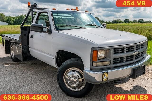 2000 Chevrolet C/K 3500 LS Crew Cab 4WD