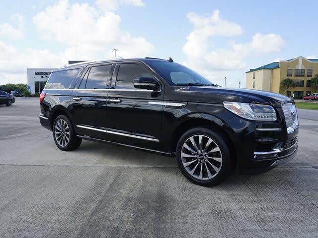 2018 Lincoln Navigator L Select RWD