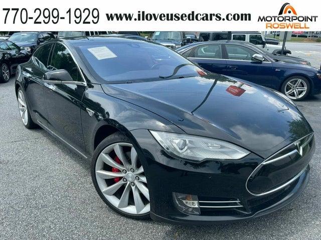 2014 Tesla Model S P85 RWD