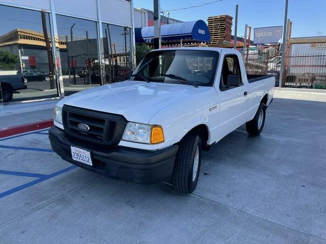 2005 Ford Ranger 2 Dr XLT Standard Cab SB