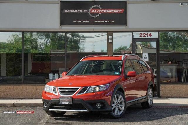 2010 Saab 9-3 SportCombi X AWD