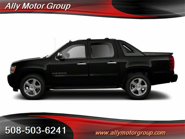 2013 Chevrolet Avalanche LT Black Diamond Edition 4WD