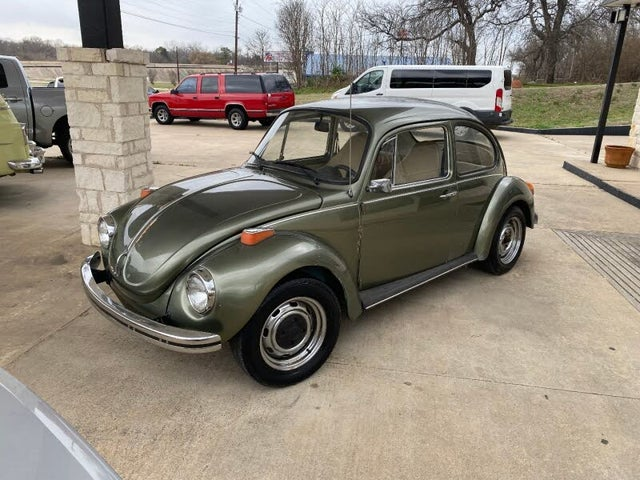 1973 Volkswagen Super Beetle Coupe