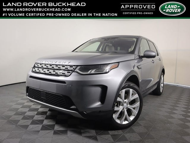 2020 Land Rover Discovery Sport P250 SE AWD