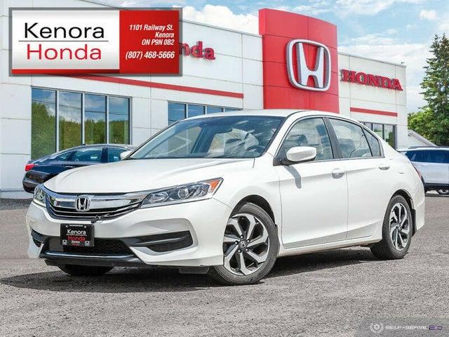 2016 Honda Accord LX with Honda Sensing