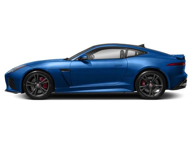 2018 Jaguar F-TYPE SVR Coupe AWD