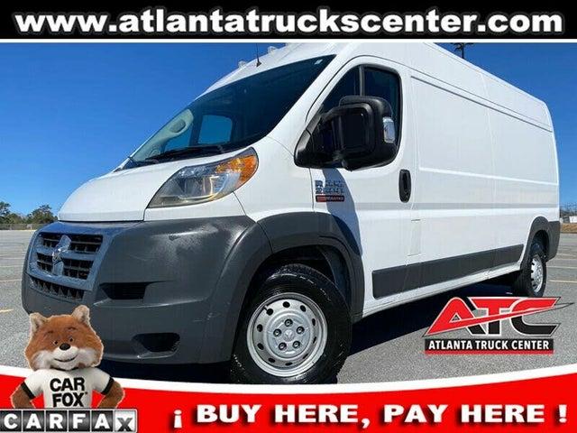 2017 RAM ProMaster 2500 159 High Roof Cargo Van