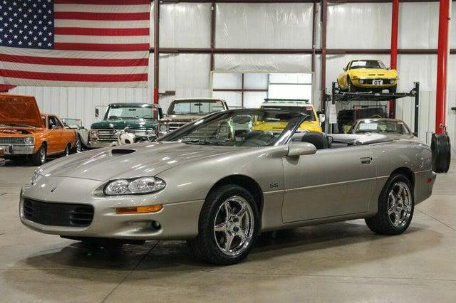 2000 Chevrolet Camaro Z28 SS Convertible RWD