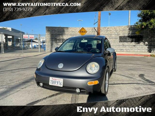 2005 Volkswagen Beetle GLS 1.8T