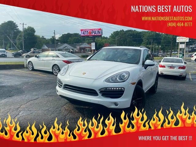 2012 Porsche Cayenne Hybrid S AWD
