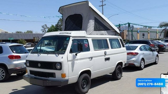 1985 Volkswagen Vanagon Camper Passenger Van