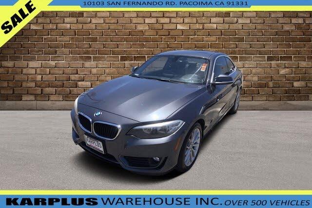 2014 BMW 2 Series 228i Coupe RWD