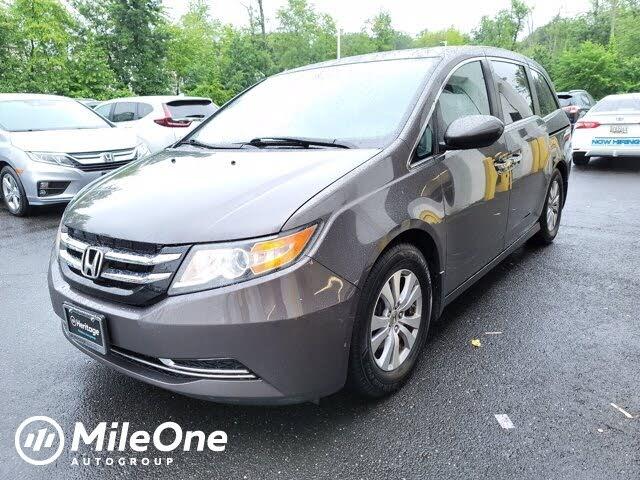 2015 Honda Odyssey EX-L FWD