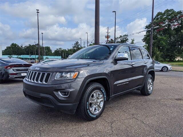 2016 Jeep Grand Cherokee Laredo