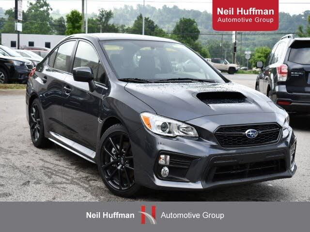 2021 Subaru WRX Premium AWD