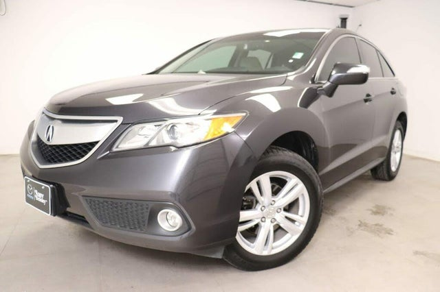 2015 Acura RDX FWD with Technology Package