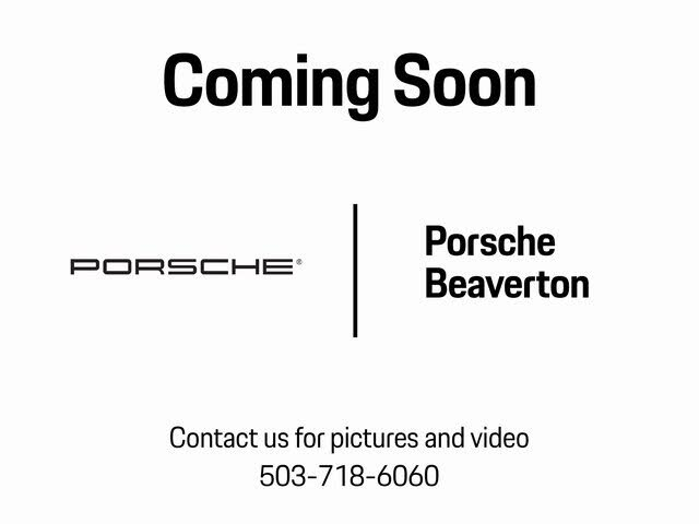 2019 Porsche Cayenne E-Hybrid AWD