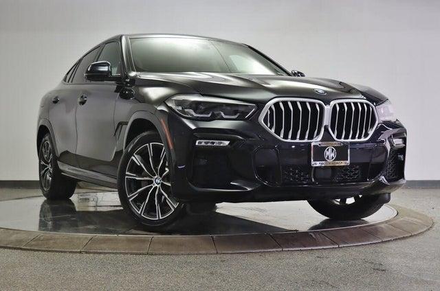2020 BMW X6 xDrive40i AWD